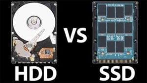 هارد SSD در مقابل HDD - کدام یک برای بازی بهتر است