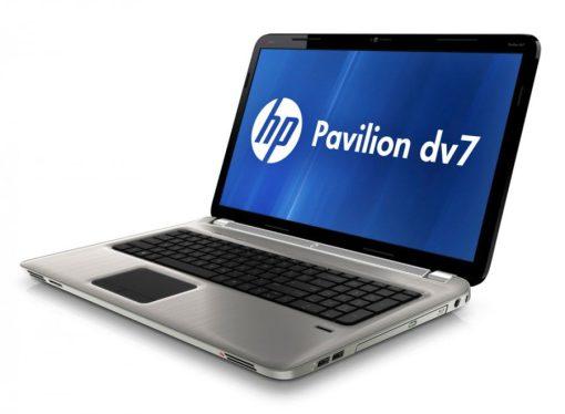 لپ تاپ استوک ۱۷٫۳ اینچی اچ پی مدل پاویلون DV7-6C20USA